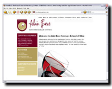 Alain Bras Kenmare School Of Wine